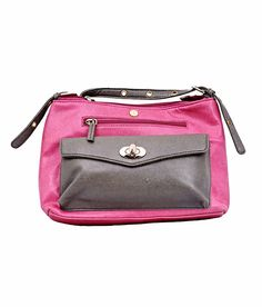 Adaa Comby Sling Pink Bag Rs. 650 buy it now at www.adaabag.com