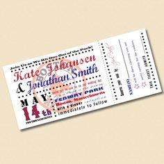 ENGAGEMENT INVITES