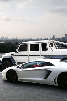 I want these  two in my garage.