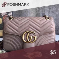 Fashion GG Chain Handbag Now Available!!!!!  1:1 Mirror Image Original Quality Designer Branded Handbags, Wallets, Belts, Scarfs, Headbands Etc. In All styles and colors. Handbags and Wallets made of Original French Imports Leather. All items  include original 1:1 mirror image branded packaging. I just posted up a few but I get All Styles. These items can be purchased off my (E) bay shop. Because they will have to be ordered. It takes about 3-5 days for me to receive and than I will ship out…