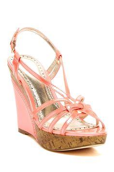 Lustre Wedge Sandal tan esp, wedg sandal, color, wedge sandals, lustr wedg
