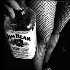 Jim Beam Whiskey Girl, Cigars And Whiskey, Bourbon Whiskey, Whiskey Bottle, Liquor Quotes, Alcohol Aesthetic, Best Bourbons, Bourbon Drinks, Alcohol Bottles