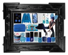 @burnandp Brilliant blue blur babeth. by burnandpetersen on Polyvore featuring polyvore, beauty, Marc Jacobs, SK-II, Golden Goose, Bloomingdale's, Manic Panic, LVX, NARS Cosmetics, Essie, Jin Soon, Red Carpet Manicure, OPI, Harmony Paris, Kate Spade and Wildfox