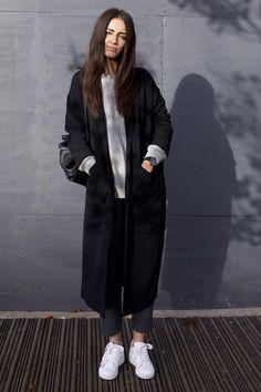 129 mejores imágenes de outfit abrigo en 2019 | Abrigos