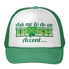 ==>Discount          	Ask me to do an IRISH Accent! Trucker Hat           	Ask me to do an IRISH Accent! Trucker Hat in each seller & make purchase online for cheap. Choose the best price and best promotion as you thing Secure Checkout you can trust Buy bestDiscount Deals          	Ask me to d...Cleck See More >>> http://www.zazzle.com/ask_me_to_do_an_irish_accent_trucker_hat-148014071128950768?rf=238627982471231924&zbar=1&tc=terrest