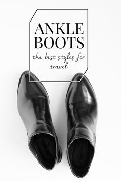 save off 06823 bda1b best ankle boots for travel. Best Ankle Boots, Stylish Boots, Shop My,
