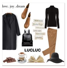 """LUCLUC 2"" by christine-792 ❤ liked on Polyvore featuring Warehouse, LIST, Aroma, Charlotte Russe and lucluc"