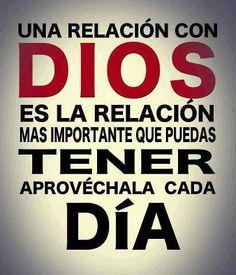 Una relación con DIOS es la relación más importante que puedas tener