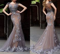 Beautiful Prom Dress, gray prom dresses mermaid prom dress lace prom dress lace prom dresses 2018 formal gown lace evening gowns party dress lace prom gown for teens Meet Dresses Lace Prom Gown, Mermaid Prom Dresses Lace, Grey Prom Dress, Lace Evening Gowns, Evening Party Gowns, Cheap Evening Dresses, Dress Lace, Gown Dress, Lace Mermaid