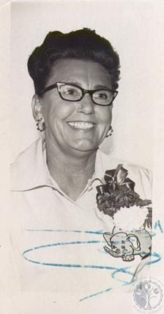 """Beula Nunn (1914-1995) ~ In 1950 she married future Governor Louis B. Nunn. In 1967 she became """"First Lady of Kentucky."""" She worked tirelessly to preserve Kentucky's landmarks, antiques, & history. As a self-described """"professional beggar"""" for the state, she established the Kentucky Mansion Preservation Foundation, Inc. & raised needed funds for renovation. Nunn continued her efforts with the renovation of White Hall, home of emancipationist Cassius Clay & the Mary Todd Lincoln House"""
