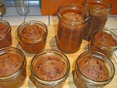 Schoko-Kirsch-Whisky-Kuchen im Glas, ein sehr leckeres Rezept aus der Kategorie Kuchen. Bewertungen: 9. Durchschnitt: Ø 4,1.