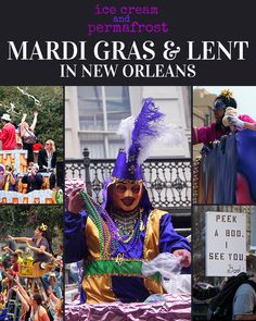 New Orleans is a city that does everything to extremes - but there's a lot of life behind the wild parades and parties of carnival season. Travel Info, Usa Travel, Travel Tips, Canada Travel, Travel Guides, Travel With Kids, Family Travel, Festivals Around The World, Us Travel Destinations