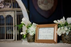 Chic, Modern, Green, White and Gold Wedding In Portland | Bridal Musings