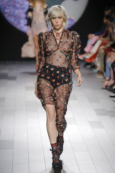 121e05f464e 45 Awesome BEDSTU - Anna Sui SS18 images in 2019