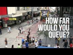 How far are people willing to go, physically and emotionally, to get a free sample? Australian agency Clemenger BBDO continues its quest to ...