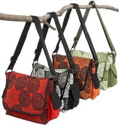 Functional AND Sassy Shoulder Bags