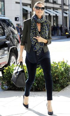 Image result for heidi klum outfit