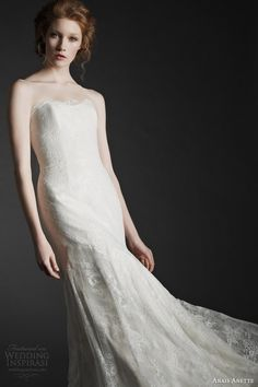 anais anette bridal fall 2014 gabrielle wedding dress bodice close up -- Anais Anette Fall 2014 Wedding Dresses Wedding Dress Brands, Wedding Dresses 2014, Wedding Dress Sizes, Wedding Roles, Wedding Bride, Dream Wedding, Gorgeous Redhead, Recycled Bride, Bride Gowns
