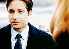 Oh, Mulder. | The X-Files, S4 Leonard Betts