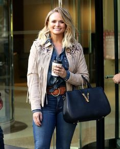 Honky Tonk, Miranda Lambert, Singers, Leather Jacket, Pop, Woman, Country, Fashion, Studded Leather Jacket