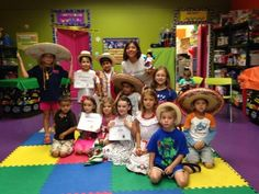 Spanish Immersion Saturday Workshops Oviedo, Florida  #Kids #Events