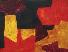 The Archive Serge Poliakoff: dialogue with the artist's son - Magazine MyTemplArt
