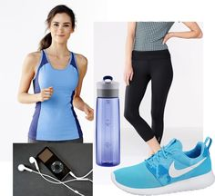 Lands' End Activewear Makes it Easy to Get Active #LandsEnd #Activewear @LandsEnd