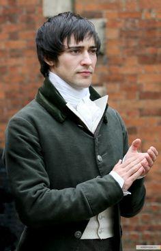 Mansfield Park 2007, Edmund Bertram.  Jane Austen
