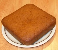 Gingerbread recipe from the Kansas Historical Society