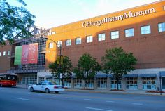 chicago history museum - http://www.chicagohs.org/