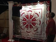 Canton Village Quilt Works | Quilt Market Happenings, 2016... Post #1