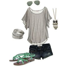 Very casual and cool!