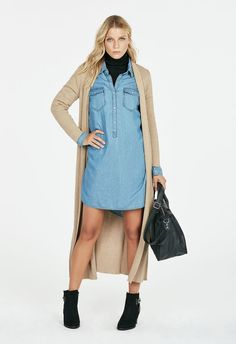Cardigan For My Heart Again Outfit Bundle in - Get great deals at JustFab