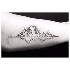 Thank's to Jasmine for her good moon !  #tattoo #ironink #nantes #nantestattoo #naoned #linestattoo #dotwork #dottattoo #inkedgirls #inked #dot #mountains #mountainstattoo #mountaintattoo #landscapetattoo #graphictattoo #art #graphicdesign #blacktattoo #minimalisttattoo