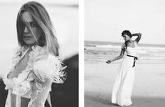 wedding dress simple boho - Google Search