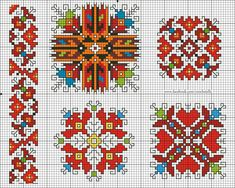 This Pin was discovered by ZÜB Hungarian Embroidery, Folk Embroidery, Learn Embroidery, Cross Stitch Embroidery, Embroidery Patterns, Machine Embroidery, Cross Stitch Designs, Cross Stitch Patterns, Motifs Blackwork