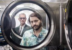 Musical Duo Record New Album Using Only Sounds Generated by a Washing Machine - http://www.odditycentral.com/art/musical-duo-record-new-album-using-only-sounds-generated-by-a-washing-machine.html