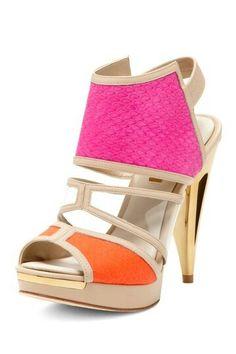 Pink n Orange