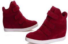 Winter Shoes Leopard Suede Ankle Boots Heels Platform Wedge Sneakers - Stylish n Trendier - 14
