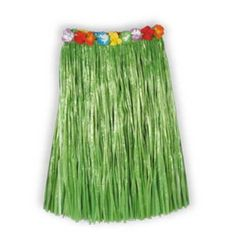 Floral Waistbands Pack of 3 Fun Express Luau Multi-Color Childs Hula Party Skirts