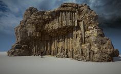 ArtStation - Basalt Tests, Boyd McKenzie
