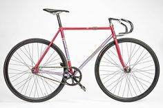 Always into checking out a 3rensho Track Bike!