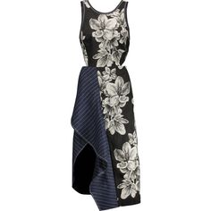 3.1 PHILLIP LIM Floral-Printed Cold Shoulder Dress. #3.1philliplim #cloth #  | 3.1 Phillip Lim | Pinterest | Shoulder dress, Cold shoulder and Floral