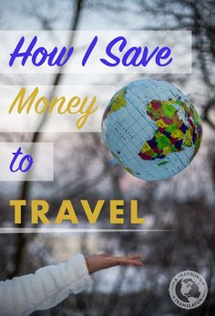 """People ask me  how I take """"so many"""" trips and I can never sum up how I save money to travel because I do so in MANY ways. Here it is, the no BS guide to EXACTLY what I do to save money to travel. Just this year I was able to visit Canada, Cuba, Costa Rica and travel around the US to Florida, New Hampshire, Maine, Massachusetts & more."""