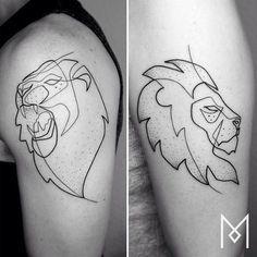 tatuagem de leão, desenho leão, tatuagem potilhada, tatuagem aquarela, alex cursino, inspirações, como fazer, grooming, blog de moda masculina, menswear, dicas de moda para homens (8)