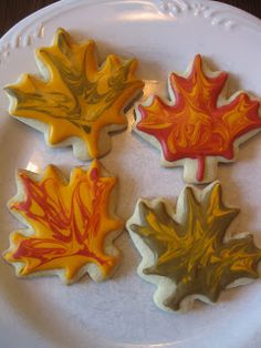 Baking Outside the Box: Cute Cookies