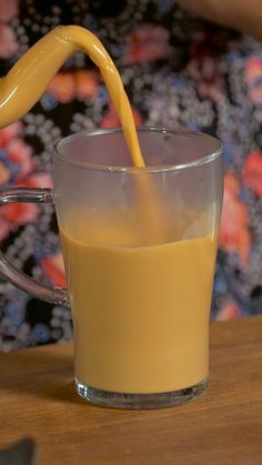 Smoothie Drinks, Smoothie Recipes, Tea Mix Recipe, Hacks Cocina, Yummy Drinks, Yummy Food, Masala Chai, Food Garnishes, Cooking Recipes