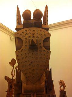 #FerdinandoCodognotto Horse head carved #wooden #sculpture  www.FerdinandoCodognotto.com