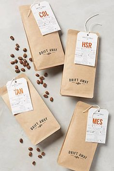 Rise & Grind Coffee Beans $18 @ Anthropologie