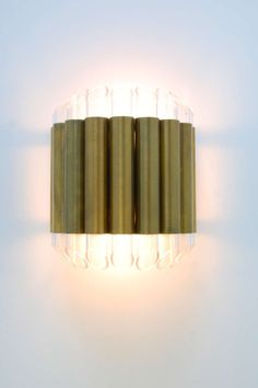 Large Lucite Sconce image 2